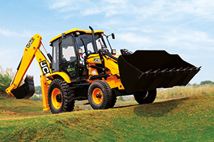JCB Backhoe Loaders 3DX ecoXcellence