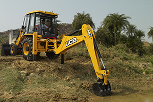 JCB Backhoe Loaders 3DX XTRA ecoxcellence