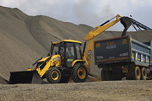 JCB Backhoe Loaders 4DX ecoxcellence