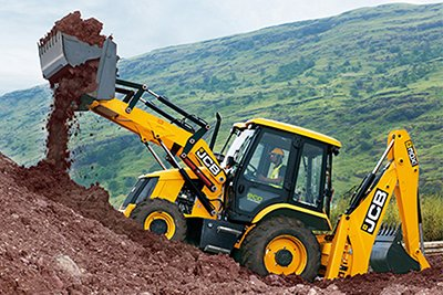 JCB Backhoe Loaders Jaipur