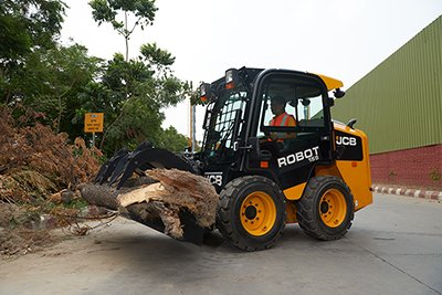 JCB Skid Steer Loaders Jaipur