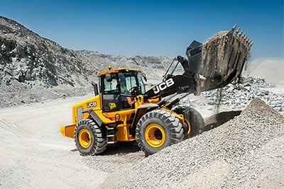 JCB Wheeled Loaders Jaipur