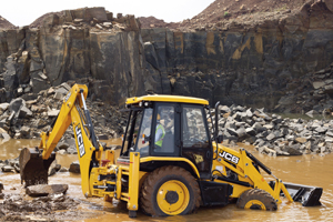 JCB 3DX Super ecoXcellence Backhoe Loaders Jaipur