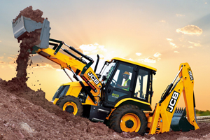 JCB 3DX ecoXcellence Backhoe Loaders Jaipur